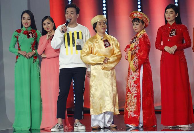 MC Trấn Thành cầm trịch gameshow này. Chương trình phát sóng vào 20h chủ nhật, ngày 3/6.