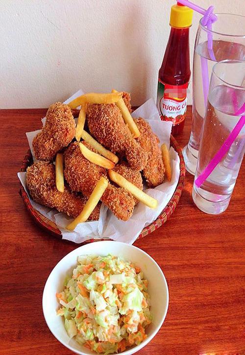 Gà rán kiểu KFC giòn rụm dễ làm - 8