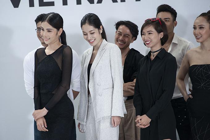 Hai ngày casting The Face tại TP HCM đã thu hút sự quan tâm của dàn chân dài chuyên nghiệp. Nguyễn Thị Lệ Nam (Nam Anh) cũng là một trong những gương mặt quen thuộc.