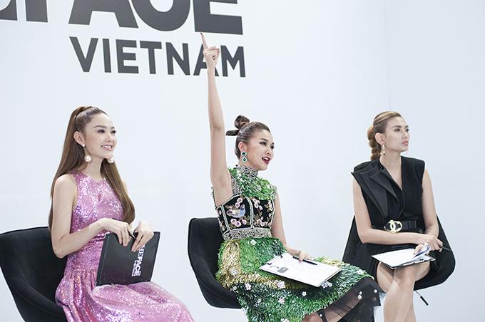 Sau hai ngày làm việc cật lực, 3 huấn luyện viên là Minh Hằng, Thanh Hằng, Võ Hoàng Yến sẽ có mặt tại Hà Nội để tiếp tục tìm kiếm các ứng viên sáng giá. Chương trình casting khu vực phía Bắc sẽ được tổ chức vào ngày 5/6 và ngày 6/6.