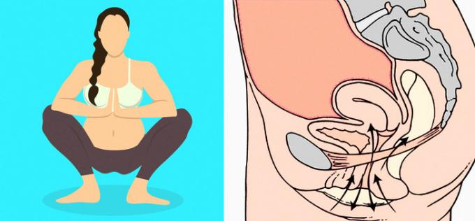 8 bài tập tăng cường sức khỏe cho thai nhi, mẹ bầu sinh con dễ dàng - 2
