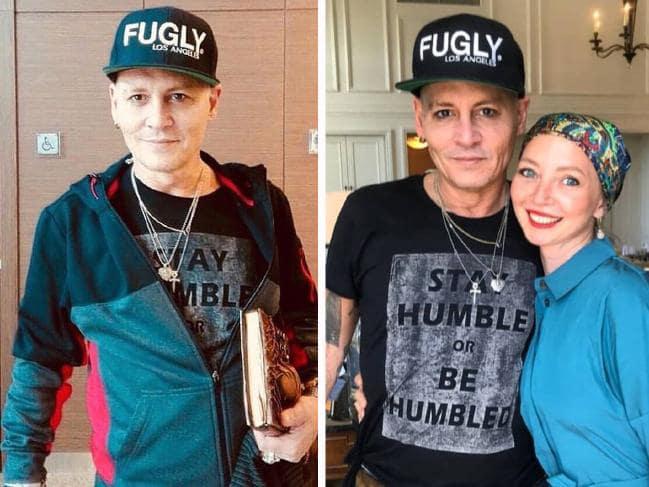 Vài ngày trước, các fan ở Nga đăng tải loạt ảnh chụp cùng ngôi sao Cướp biển Caribbe khiến người hâm mộ trên khắp thế giới không khỏi lo lắng. Người đăng tải ảnh viết rằng Johnny trông rất nhợt nhạt và hy vọng nam diễn viên không bị vấn đề gì về sức khỏe.