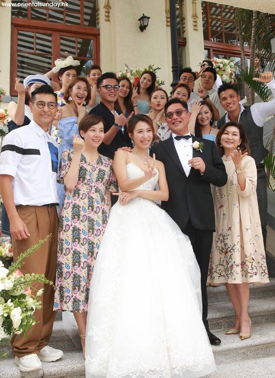Lý Mỹ Tuệ là diễn viên TVB, cô đóng một số phim như Thâm Cung Kế, Thiếu niên tứ đại danh bộ...
