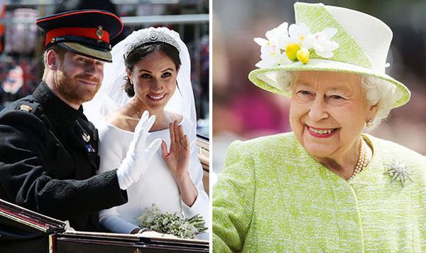 Nữ hoàng Anh tiếp tục truyền thống tặng nhà cho các con cháu. Ảnh: Express.