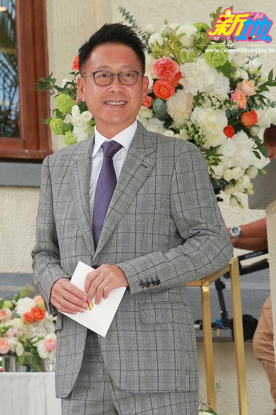 Ông xã của Lý Gia Hân doanh nhân Hứa Tấn Hanh.