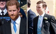 Hoàng tử Harry sắp làm phù rể trong đám cưới bạn thân