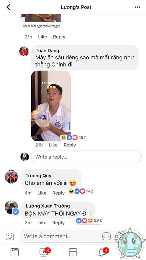 Fan chế ảnh thèm ăn tôm troll các cầu thủ U23 Việt Nam - 9