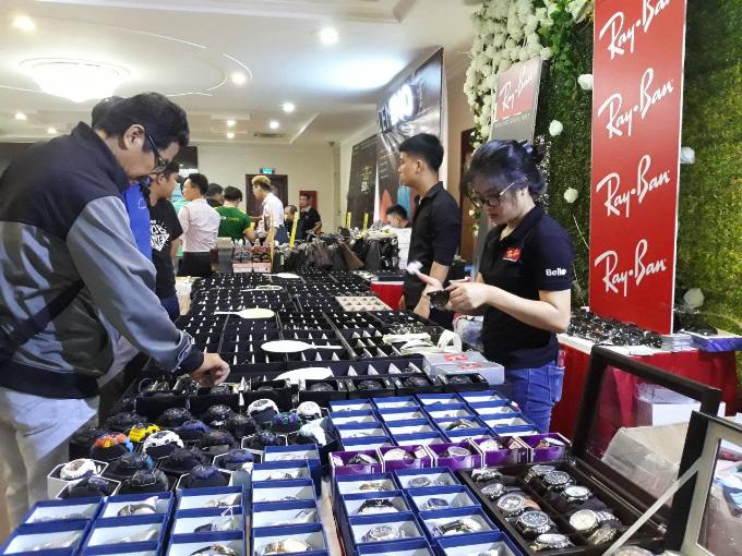 Sự kiện giảm giá hàng hiệu Vstyles Private sale trở lại Đà Nẵng - 1