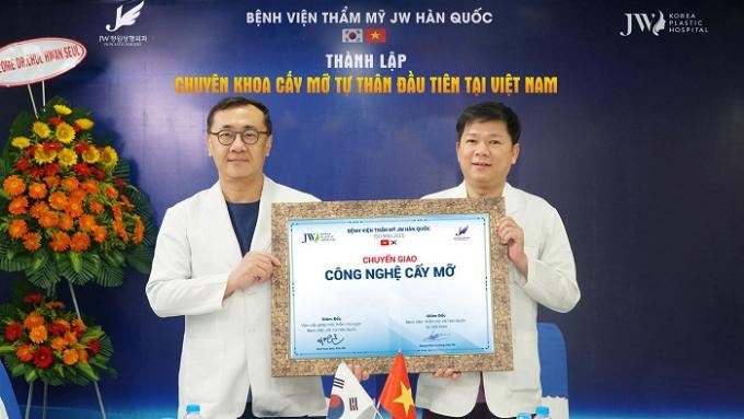Ưu đãi 50% dịch vụ cấy mỡ trẻ hóa công nghệ Hàn Quốc - 3