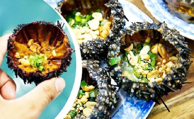 Ẩm thực Phú Quốc với nhiều món ngon được chế biến từ hải sản tươi sống sẽ để lại trong lòng du khách nhiều ấn tượng đáng nhớ.