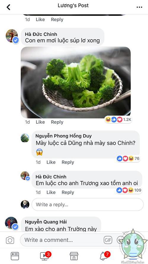 Fan chế ảnh thèm ăn tôm troll các cầu thủ U23 Việt Nam - 5