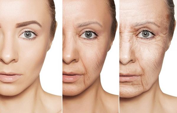 Theo tiến trình lão hóa và sự thất thoát collagen, làn da của phái đẹp sẽ nhanh chóng bị nhăn nheo, chảy xệ và không tránh khỏi sự già nua.