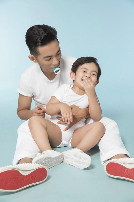 Mặc dù rất tinh nghịch nhưng Kubi cũng là cậu bé ngoan ngoãn, biết nghe lời bố mẹ.