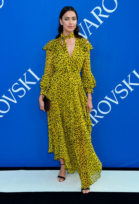 Siêu mẫu Irina Shayk.