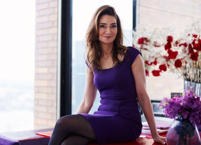 Liz Elting (52 tuổi), CEO công ty Transperfect khởi nghiệp năm 26 tuổi và hiện sở hữu khối tài sản 420 triệu USD. Ảnh: Forbes.