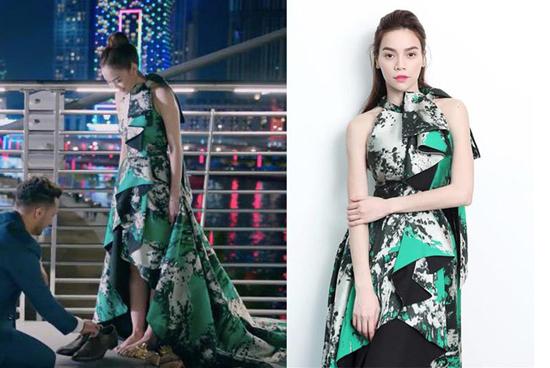 Phong cách chị em đồng điệu của Hồ Ngọc Hà và Minh Hằng - 11