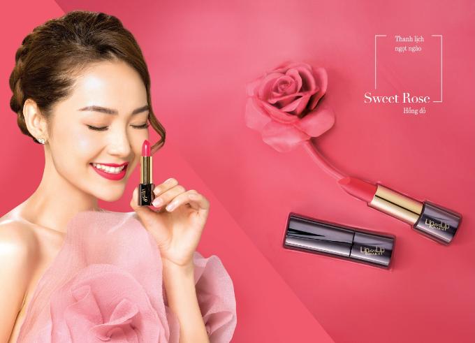 Sweet Rose -Hồng ĐỏSweet Rose mang đến cho nàng sự thanh lịch ngọt ngào cùng một diện mạo tươi tắn, dịu dàng.