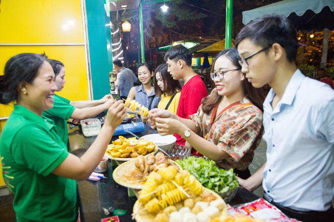 Lễ hội ẩm thực Bốn mùa hương sắc dành cho gia đình tại Đà Nẵng - 3
