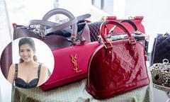 Bộ sưu tập hàng hiệu của Hoa hậu Phan Hoàng Thu
