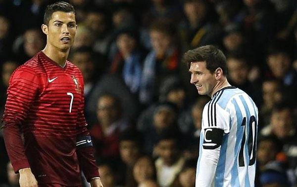 Messi và C. Ronaldo đều là trụ cột của đội tuyển ở World Cup 2018. Ảnh: NS.