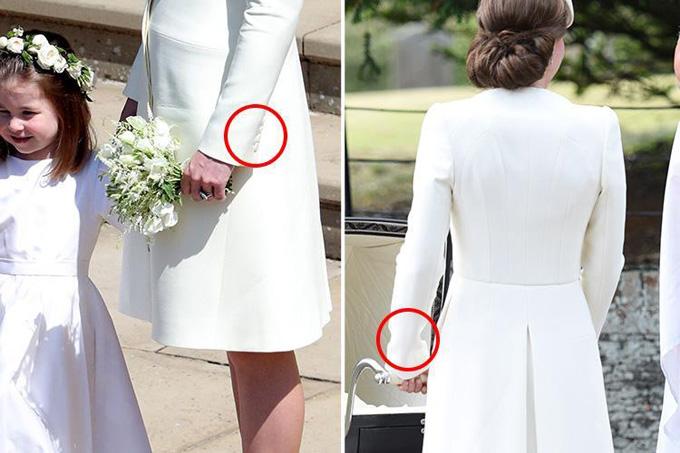 Kate được minh oan về việc diện lại váy cũ trong đám cưới em chồng