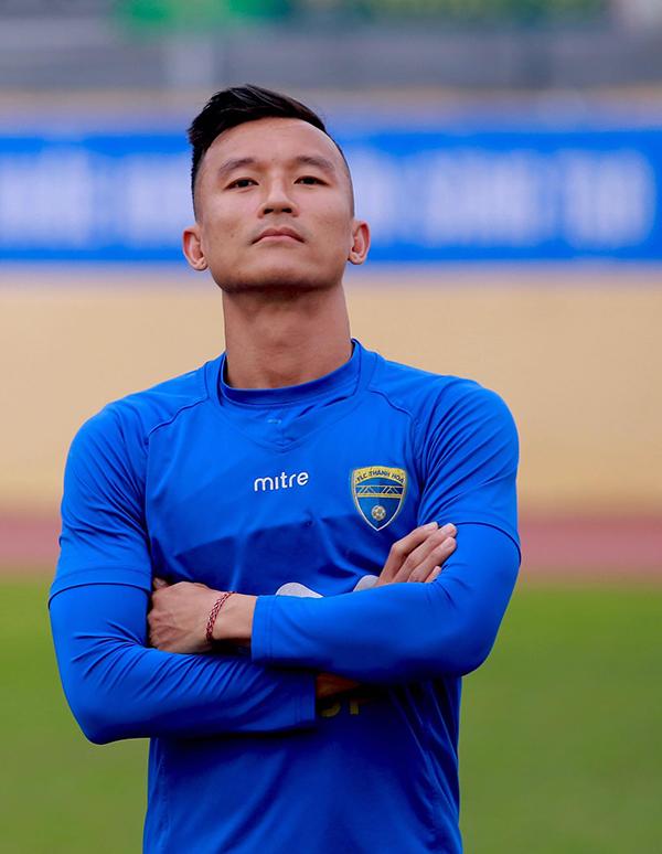 Mai Tiến Thành chỉ được ra sân đúng một trận sau khi HLV Đức Thắng về tiếp quản chiếc ghế HLV trưởng của CLB Thanh Hoá.