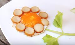 6 cách bày biện đồ ăn đẹp mắt mà lại rất đơn giản