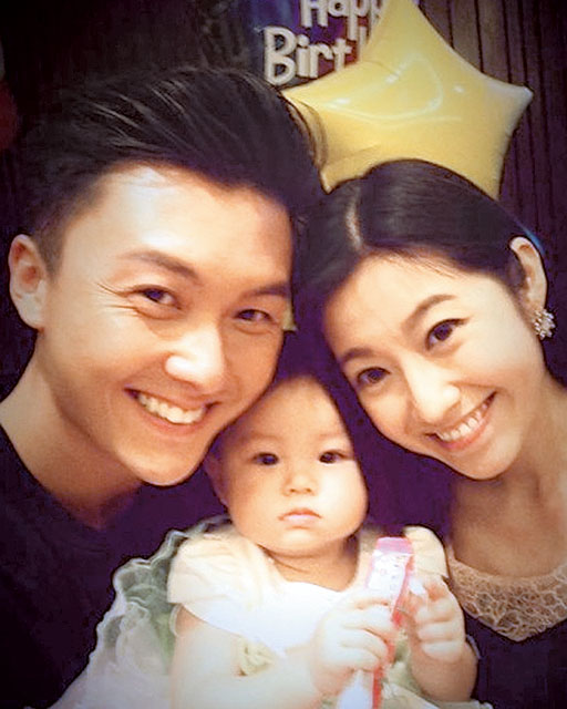 Vợ chồng Hạo Tín, Tự Dao và con gái.