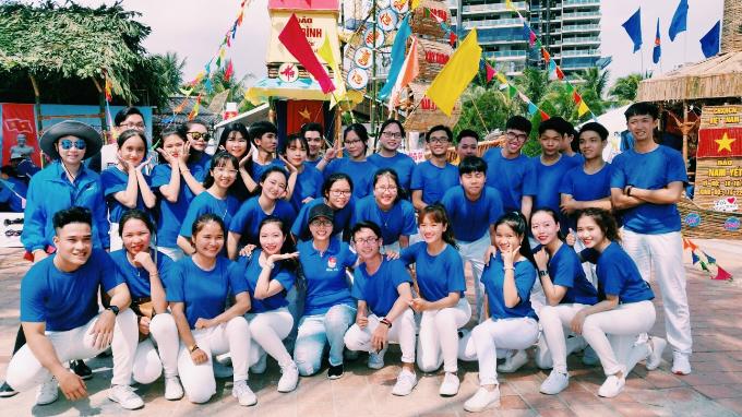 Đội flashmob quận đoàn Ngũ Hành Sơn: Chúng tôi mong đợi được đứng trên sân khấu DIFF 2018 - 1