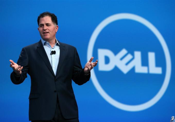 Michael Dell biết kinh doanh và kiếm được 18.000 USD từ năm 16 tuổi. Ảnh:Fortune.