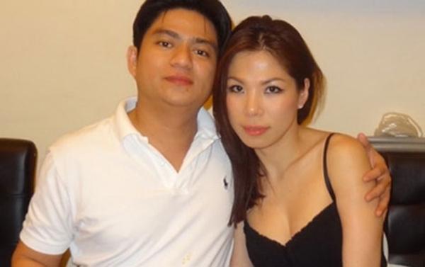 Vợ chồng bác sĩ Chiêm Quốc Thái.
