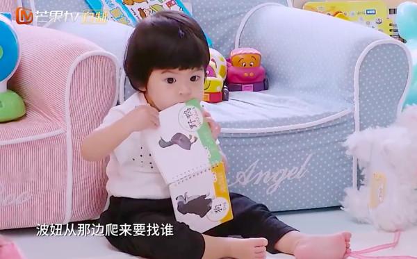 Con gái 2 tuổi thích gặm cả thế giới của Giả Tịnh Văn - 6