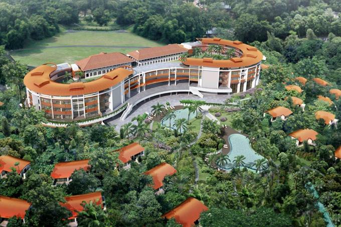 Theo thông báo từ Nhà Trắng, khách sạn Capella trên đảo Sentosa (Singapore) sẽ là nơi tổ chức cuộc gặp quan trọng mang tính lịch sử giữa Tổng thống Mỹ Donald Trump và nhà lãnh đạo Triều Tiên Kim Jong Un, diễn ra vào ngày 12/6. Trước đó, rất nhiều địa điểm được đồn đoán và đưa vào danh sách lựa chọn.