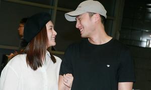 Ông xã tiết lộ Chung Hân Đồng rất được lòng bố mẹ chồng