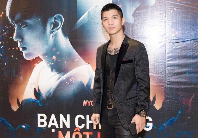 Cường Seven hào hứng với tác phẩm điện ảnh quy tụ nhiều ca sĩ tham gia.
