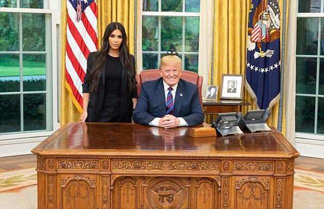 Ông Trump ân xá cho tội phạm ma túy do Kim siêu vòng ba xin - 1