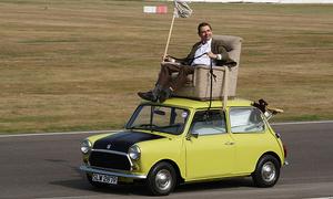 Chiếc xe hơi trứ danh của Mr Bean được bán đấu giá