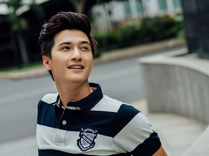 Diễn viên Huỳnh Anh.