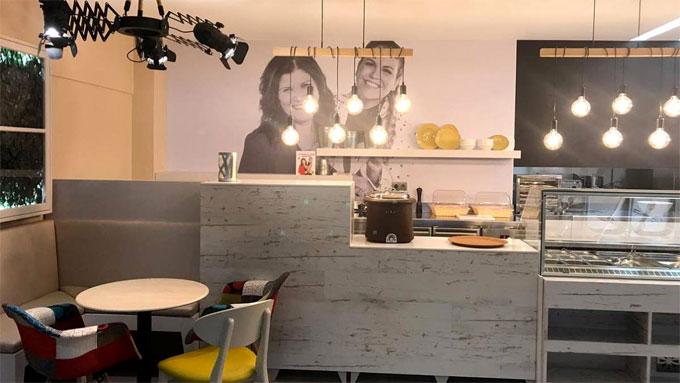 Nhà hàng ở Madeira của hai chị gái C. Ronaldo. Ảnh: NS.