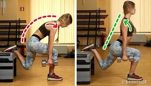5 lỗi sai khi tập gym gây hại cho sức khỏe