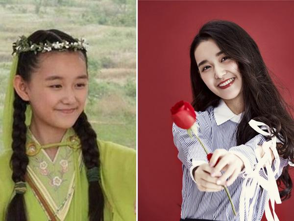 Sao nhí Trung Quốc có ngoại hình lột xác và thành công khi trưởng thành - 7