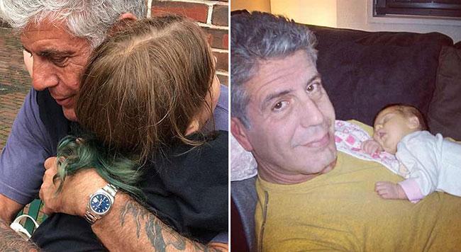 Bạn gái của Anthony Bourdain bị tàn phá sau cái chết của đầu bếp nổi tiếng - 4
