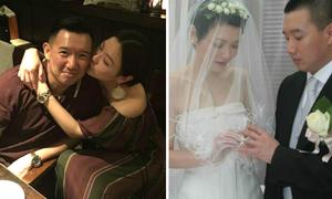 Sau 19 năm, Điền Nhụy Ni - Đỗ Vấn Trạch 'tình vẫn nồng'