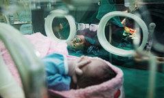 Nụ cười 'mãn nguyện' của bà mẹ U40 sinh con sau hai lần sảy thai