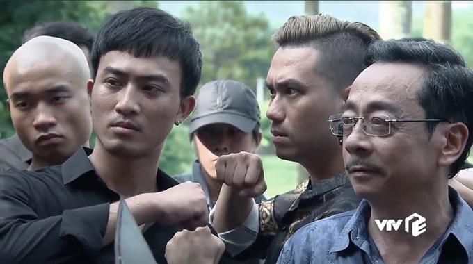 Phan Quân thể hiện mưu lược trong tập cuối.