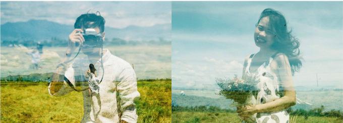 Các tấm hìnhđược chụp theo phương pháp ảnh chồng ảnhthường thấy trong giới nhiếp ảnh tạo nên hiệu ứng khá đẹp mắt.