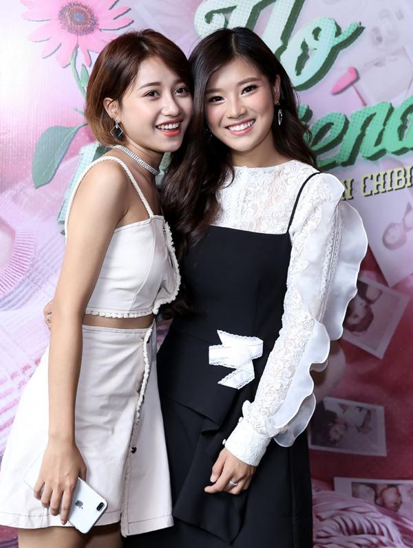 Sau phim Tháng năm rực rỡ, Trịnh Thảo lại có dịp diễn cùng Hoàng Yến Chibi trong MV No boyfriend.