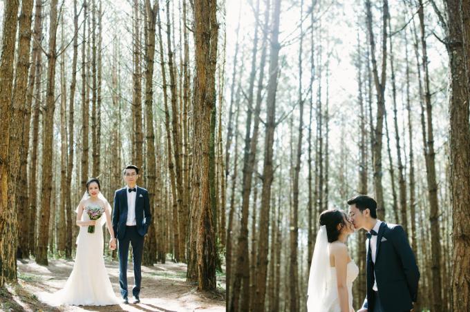 Sau đám cưới, hiện naycả hai đã cóvới nhau một cô con gái xinh xắn.