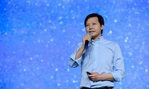 Ông chủ hãng điện thoại Xiaomi được mệnh danh 'Steve Jobs Trung Quốc'