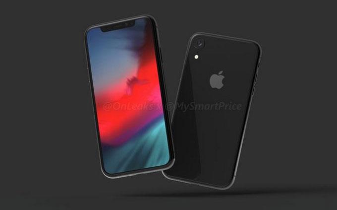 Ngoài camera đơn, 3D Touch bị cắt bỏ, model iPhone 6,1 inch LCD còn sở hữu cấu hình thấp hơn.